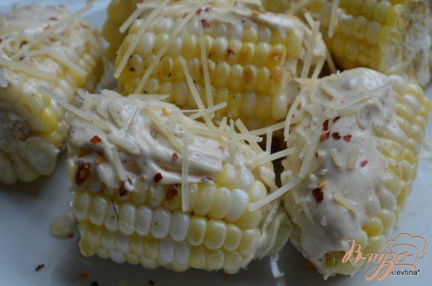 Рецепт Кукуруза в мексиканском стиле