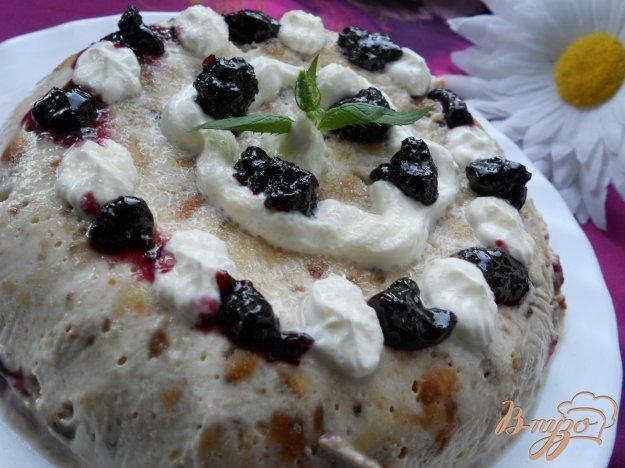 Рецепт Десерт из пряников и печенья