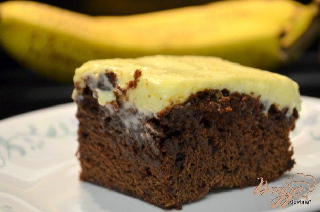Рецепт Банановый брауни