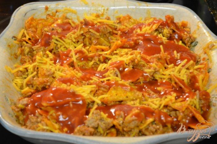 Фото приготовление рецепта: Говядина в юго-западном стиле плюс Тако специя шаг №3
