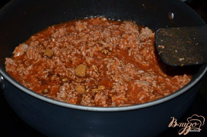 Фото приготовление рецепта: Говядина в юго-западном стиле плюс Тако специя шаг №2