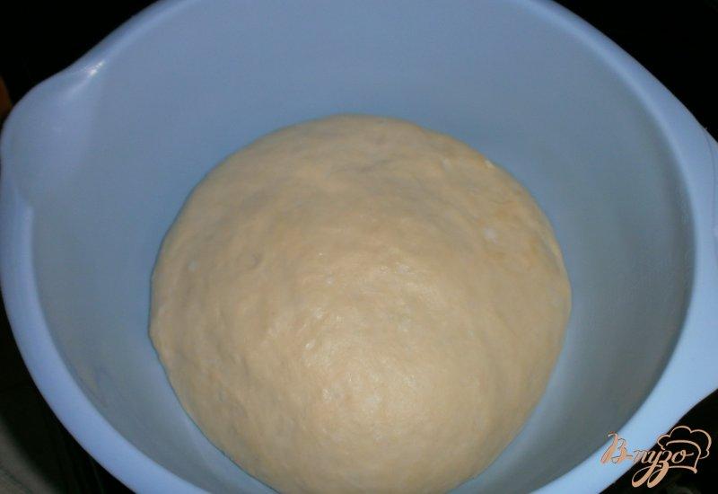 Фото приготовление рецепта: Хлеб на минеральной воде и мартини шаг №1