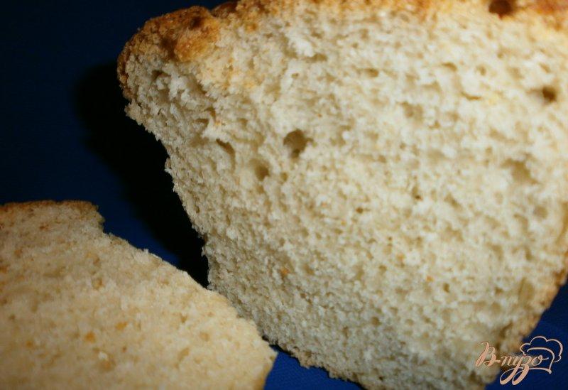 Фото приготовление рецепта: Хлеб на минеральной воде и мартини шаг №4