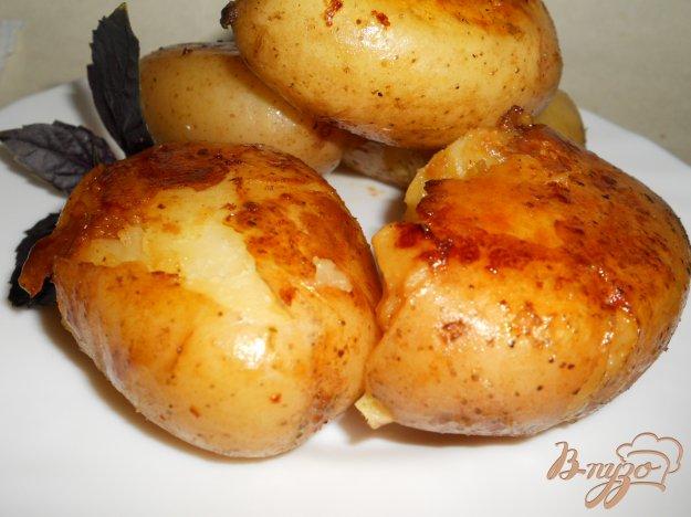 Рецепт Тающий картофель