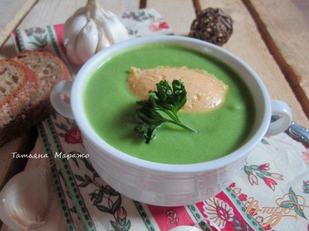 """Рецепт Овощной суп с пастой """"Нут"""""""