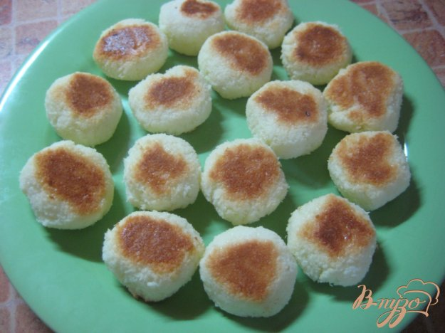 Рецепт Печенье кокосанка