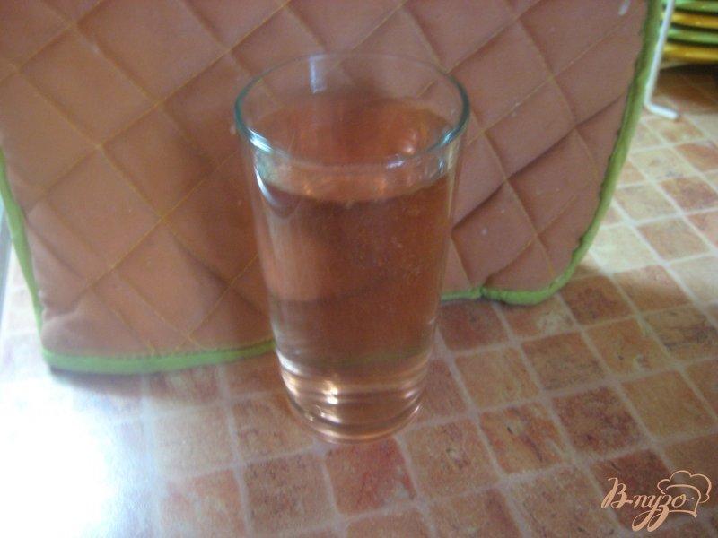 Фото приготовление рецепта: Абрикосовый компот шаг №4