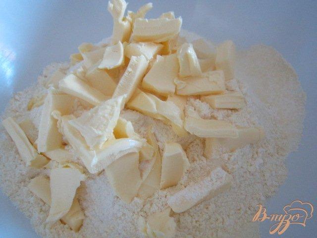 Фото приготовление рецепта: Кукурузные лепешки шаг №2
