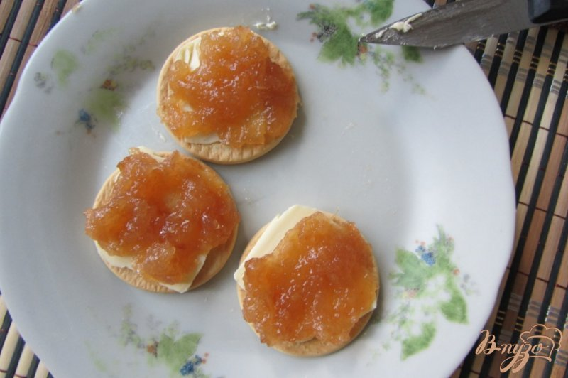 Фото приготовление рецепта: Сладкая печенюшка шаг №3