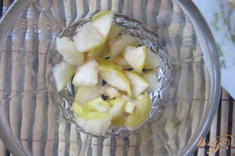 Фото приготовление рецепта: Фруктовый салат сластена шаг №3