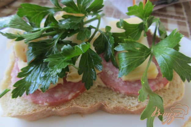 фото рецепта: Cэндвич по-холостяцки