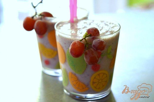 Рецепт Виноградный смузи