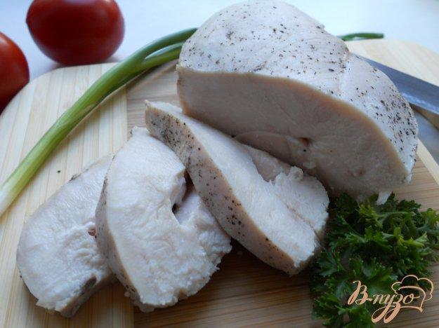 Рецепт Куриное филе томленое в молоке