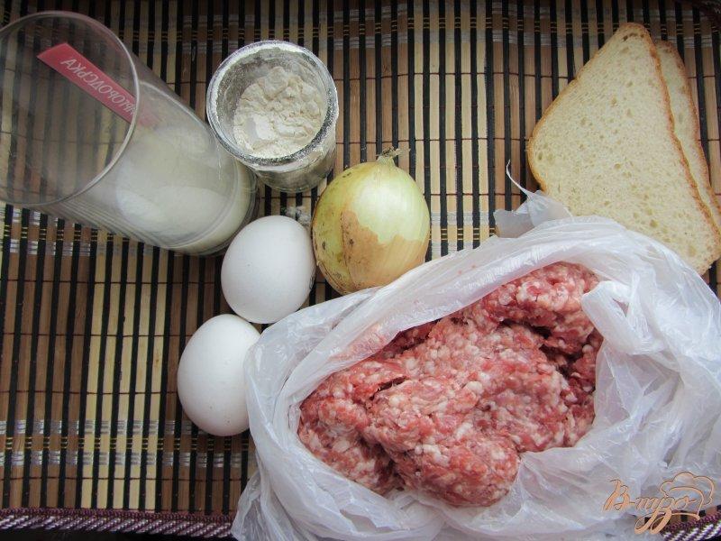 Фото приготовление рецепта: Котлеты по-украински шаг №1