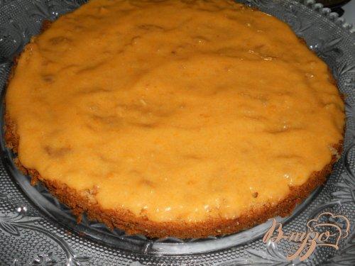Бисквитный торт «Шифон»