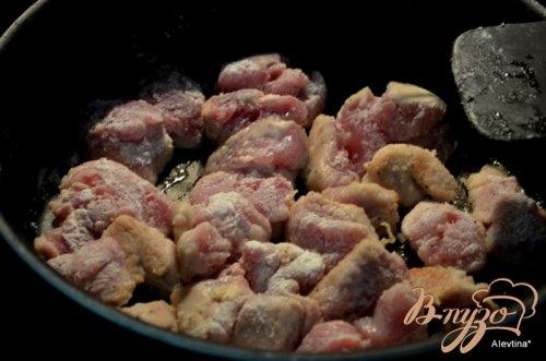 Свиное рагу