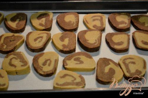 Печенье на коричневом сахаре
