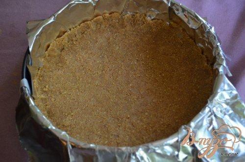 Шелковый тарт с еживикой