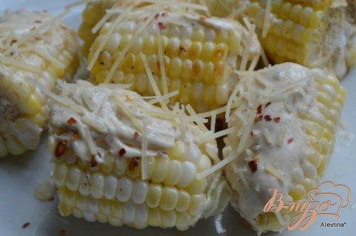 Кукуруза в мексиканском стиле