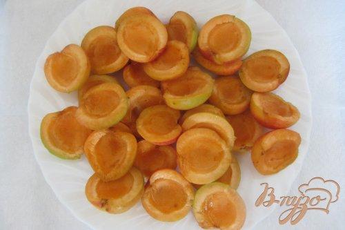 Замороженные абрикосы