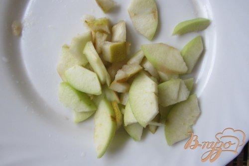 Медовые сладости из яблок
