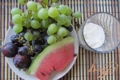 Фруктовый десерт витаминный