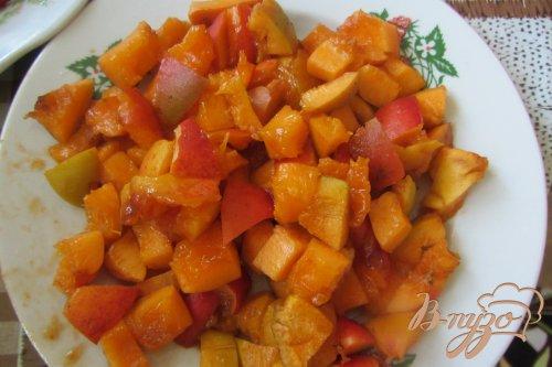 Домашний пирог с абрикосами