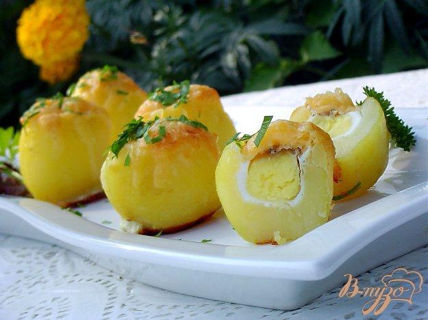фото рецепта: Запеченный картофель