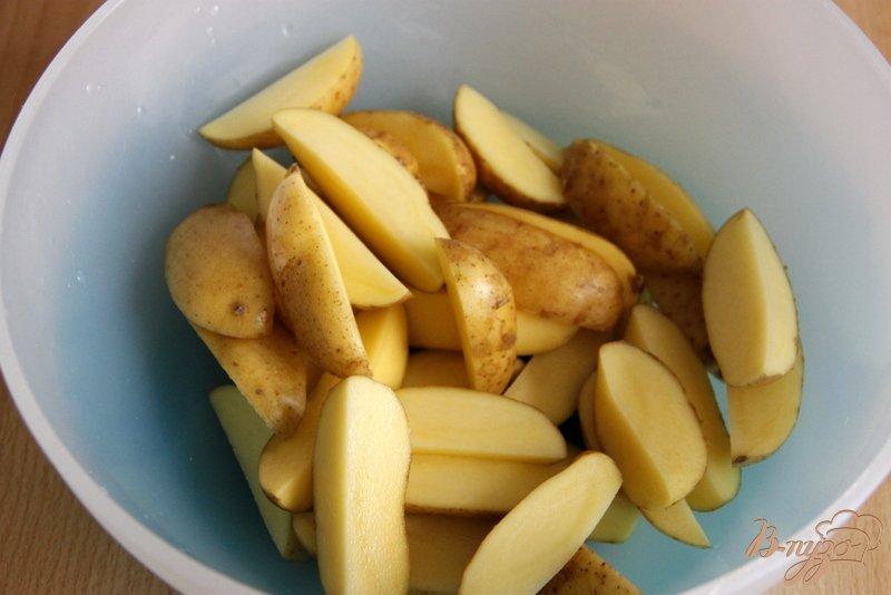 Фото приготовление рецепта: Картофель по-итальянски шаг №1