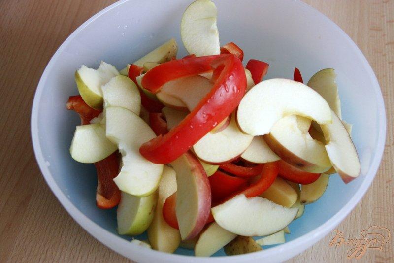 Фото приготовление рецепта: Картофель по-итальянски шаг №2