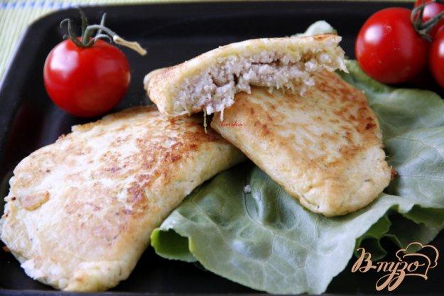 Рецепт Чебуреки из кабачков