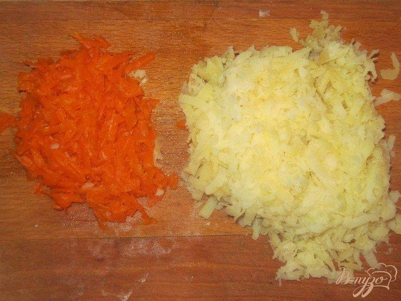 пошаговый рецепт салата красная шапочка