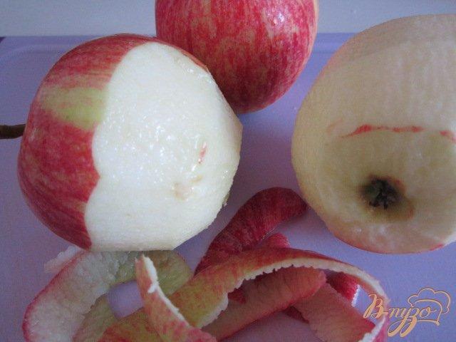 Фото приготовление рецепта: Вареники с яблоками и корицей шаг №3