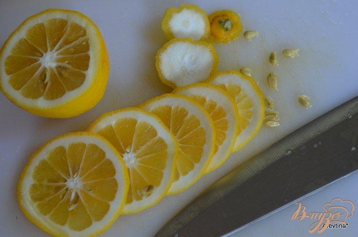 Фото приготовление рецепта: Джем лимонов Мейера с шампанским шаг №1