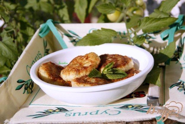 фото рецепта: Тефтельки из кабачков и феты по-гречески