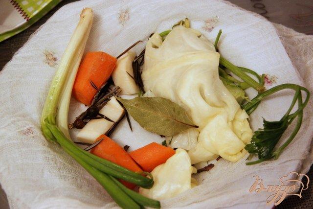 Фото приготовление рецепта: Постный гороховый суп с вермишелью шаг №1