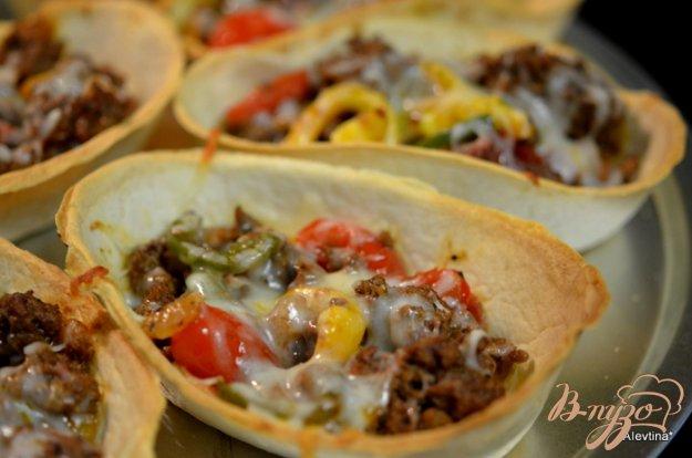Рецепт Говядина с мексиканским вкусом