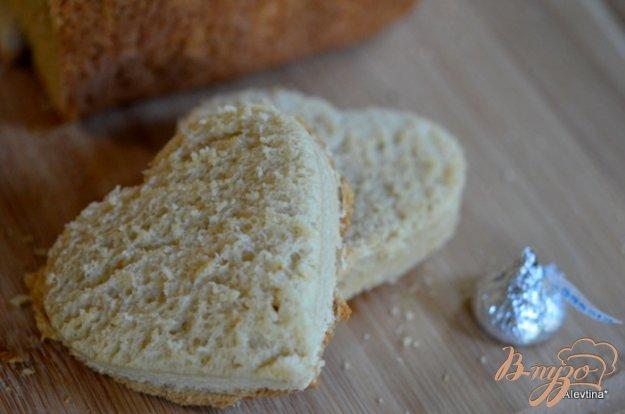 Рецепт Сладкий хлеб капуччино