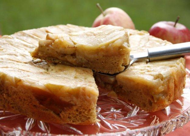 фото рецепта: Яблочный пирог  от  Т. Л. Толстой