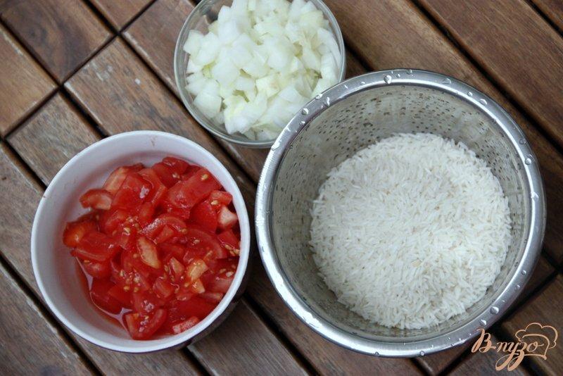 Фото приготовление рецепта: Суп харчо шаг №3