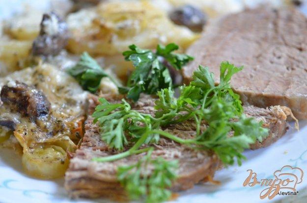 Рецепт В старом стиле Sauerbraten