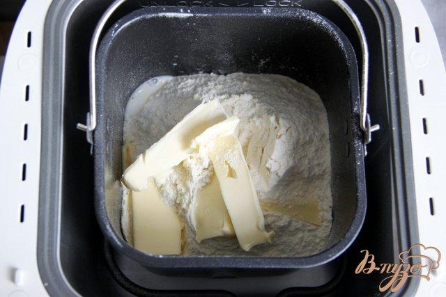 Фото приготовление рецепта: Немецкие булочки шаг №2