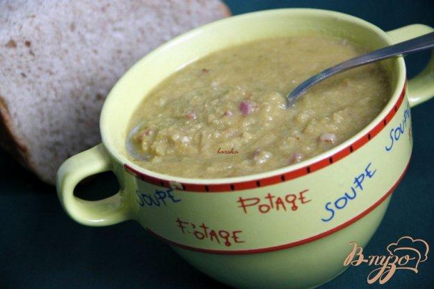 фото рецепта: Гороховый суп-пюре