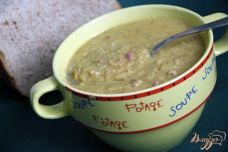 Фото приготовление рецепта: Гороховый суп-пюре шаг №6