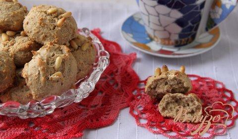 фото рецепта: Печенье из гречишной муки