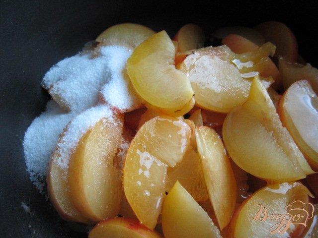 Фото приготовление рецепта: Сливовый соус к мясу шаг №2