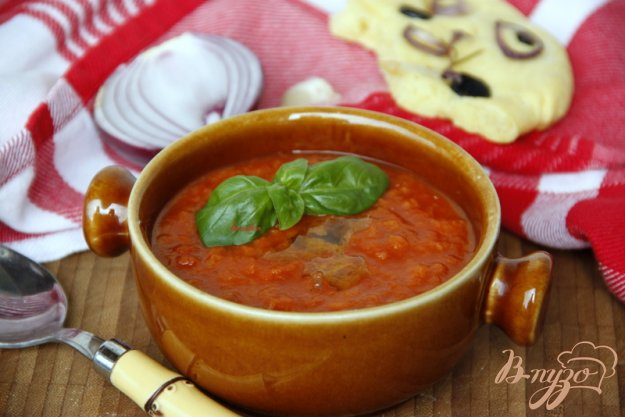 "Рецепт Тосканский густой суп ""Pappa al pomodoro"""