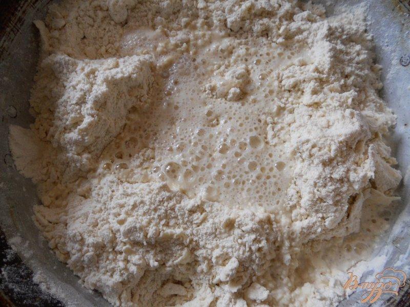 Фото приготовление рецепта: Пирог с вареньем шаг №2