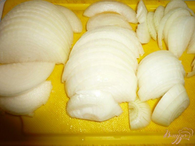 Фото приготовление рецепта: Куриные бедра запеченные в панировке шаг №3