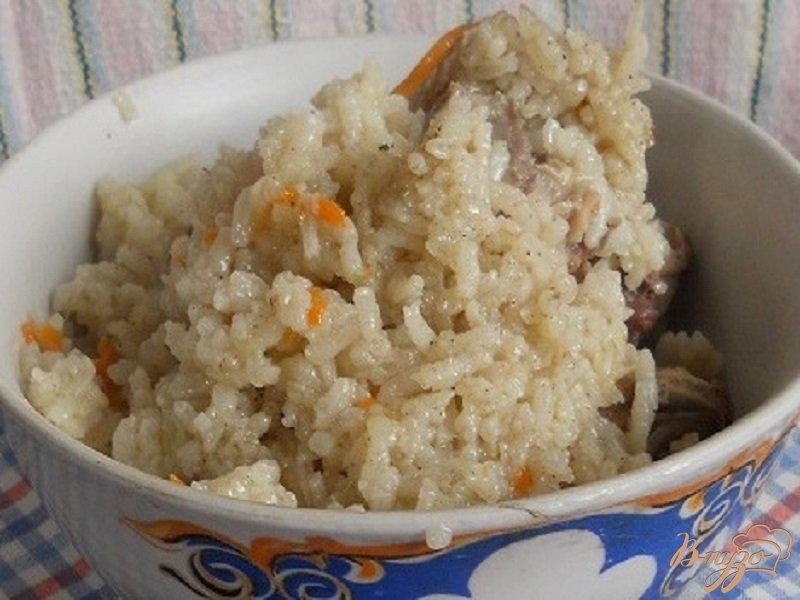 Каша рисовая с мясом в мультиварке рецепты с пошагово